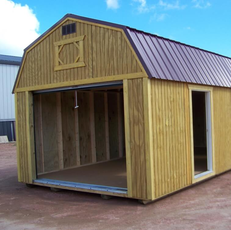 awesome star building garage packages #3: ... Delightful Star Building Garage Packages #9: Lofted Barn Lofted Garage  ...